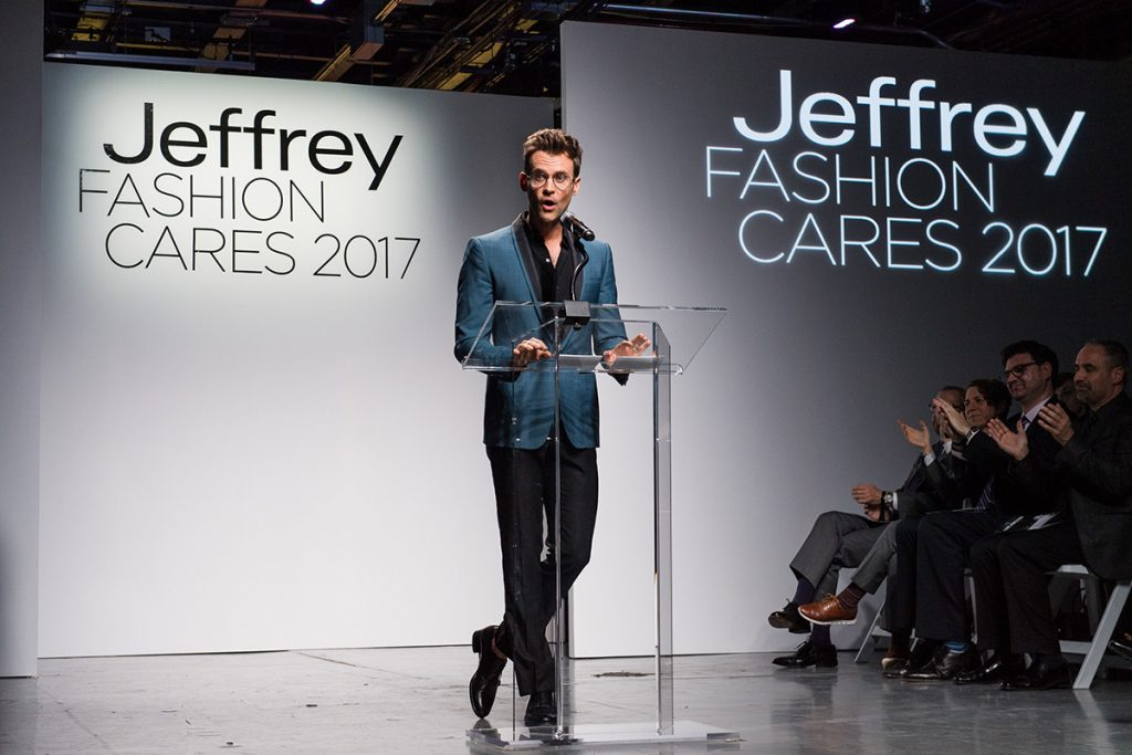 2017 Jeffrey Fashion Cares Benefit | Hollywood News | Charity News 2017 | Fashion Charity