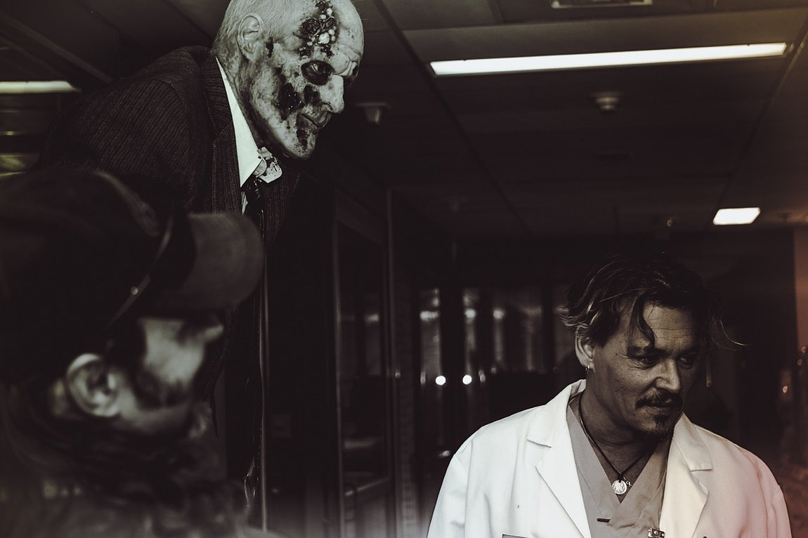 Make A Film Foundation | Johhny Depp | The Black Ghiandola