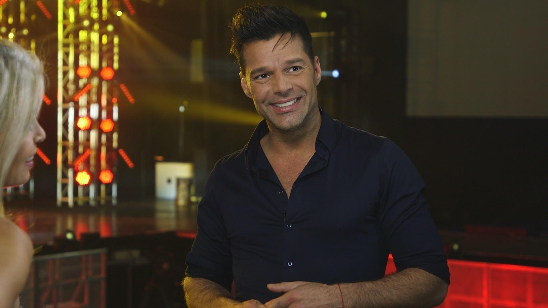 Ricky Martin CBS Sunday Morning | Entertainment News 2017 | Celebrity News 2017 | Celebrity Gossip