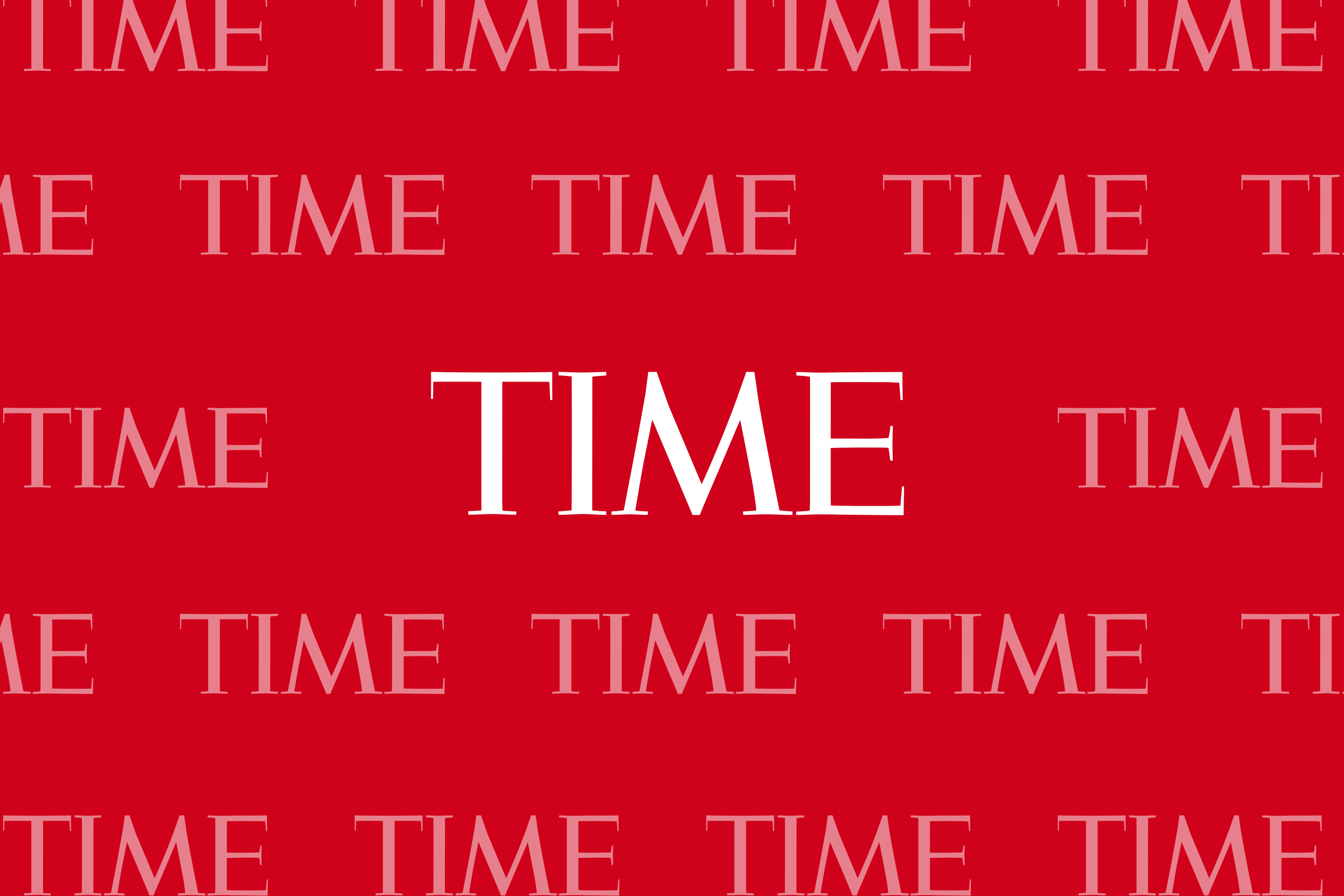 Time 100 | Top 100 Most Influential People In The World