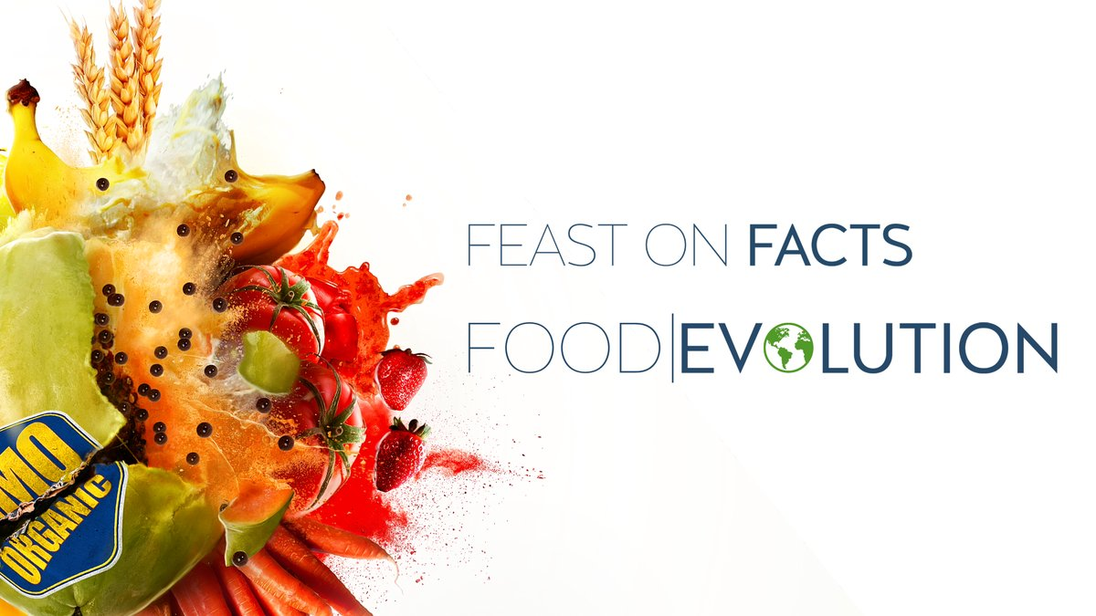 Food Evolution Feast on Facts | Theatrical Release