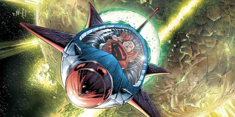 KRYPTON Superman Prequil | SYFY 25th Anniversay