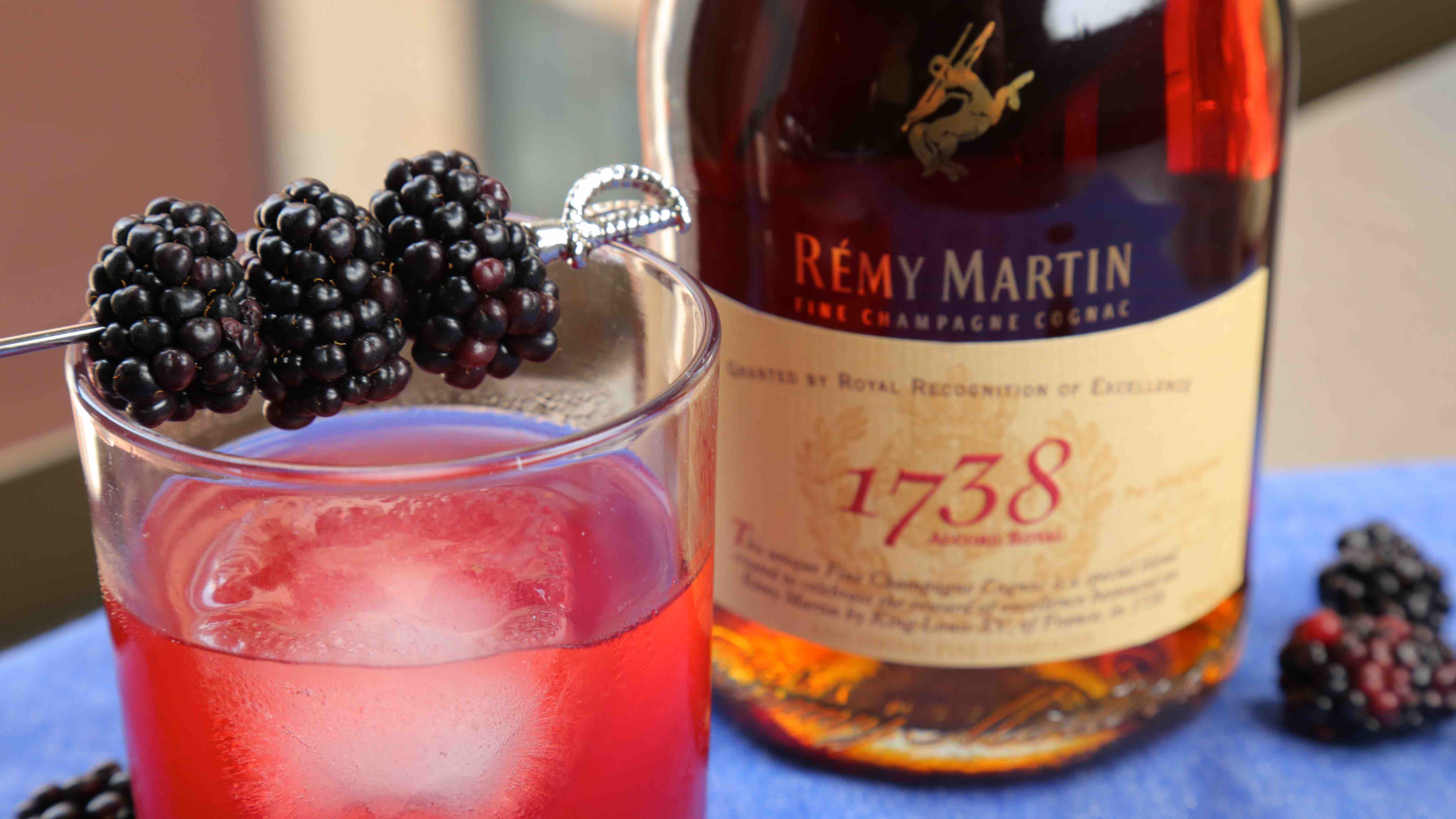 Remi Martini National Cognac Day New York Event