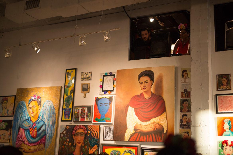 Frida Kahlo Art & Music Festival 3rd Annual