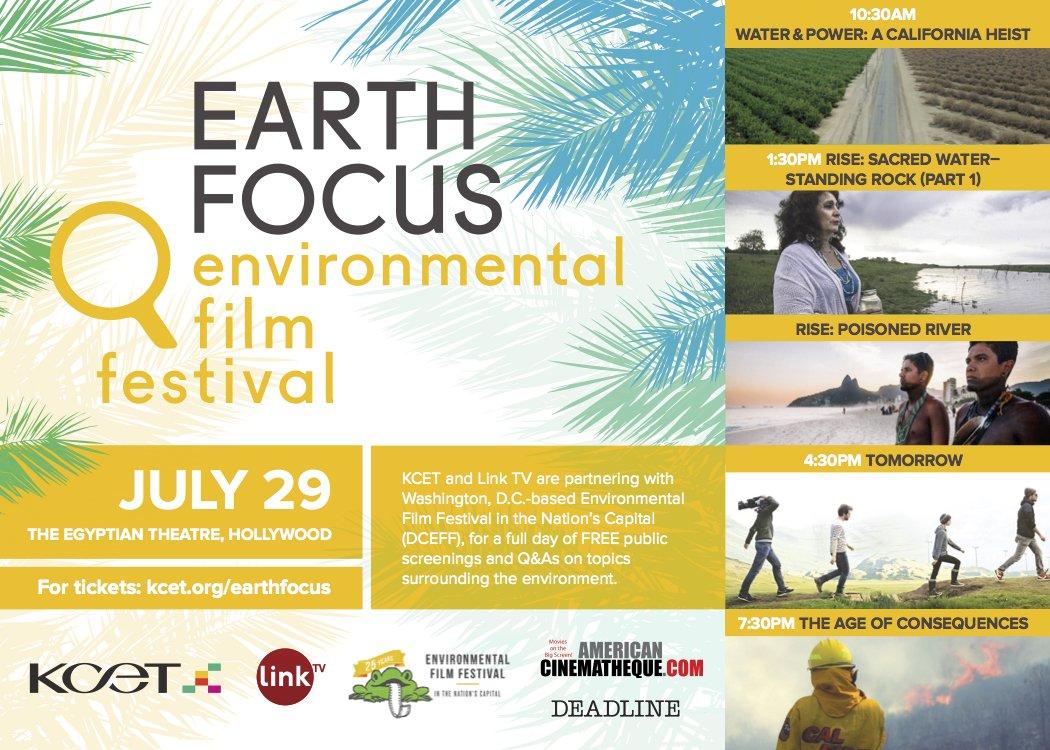 Power At Earth Focus Environmental Film Festival