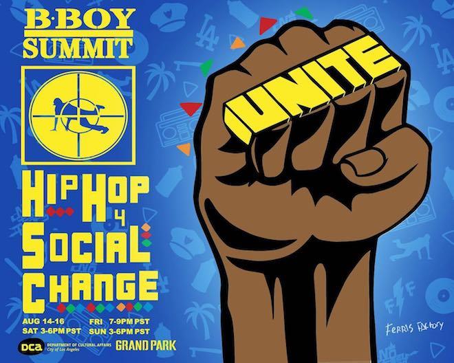 Grand Park B-Boy Summit