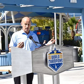 Stan Kasten, Dodgers President and CEO