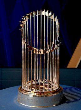 Los Angeles Dodgers 2020 World Championship Trophy