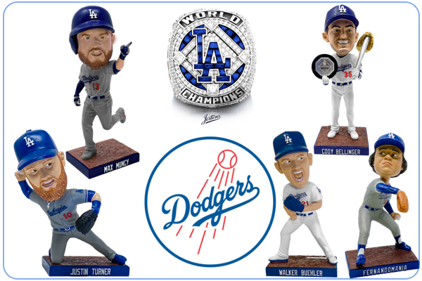 Los Angeles Dodgers Promo Giveaway