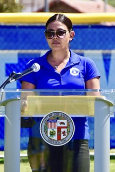 Chaitali Gala Mehta, Chief Operating Officer, Los Angeles Dodgers Foundation