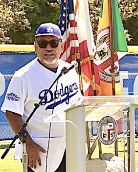 Gil Cedillo, Los Angeles City Council member, 1st District.