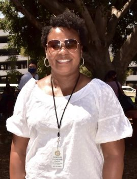 image of Chinyere Stoneham, Principal Recreation Supervisor at Department of Recreation and Parks for the City of Los Angeles