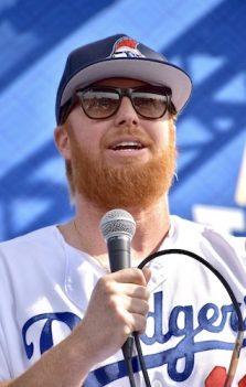 Dodgers' player, Justin Turner